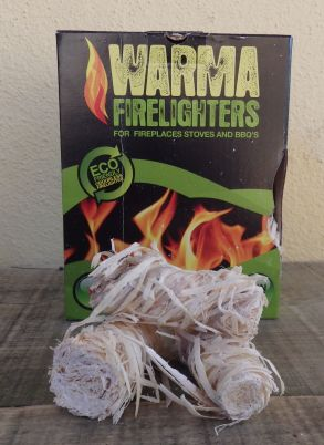 Warma Firelighters (2 Boxes)