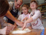 Family Pasta Making