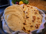 Pittas and Naans