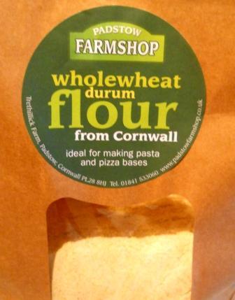 Cornish Durum Wheat Flour