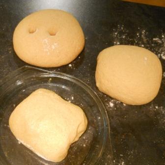 risen doughs