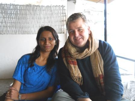 David and Girl