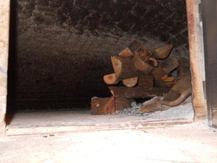 Wood-Fired Oven at Yazdani