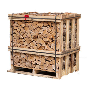 Cubic metre kiln dried birch