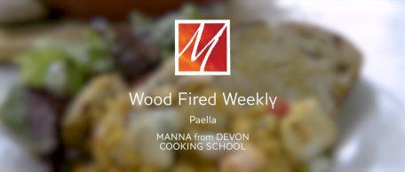 Woodfired Paella