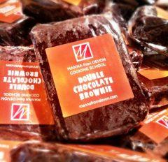 Woodfired Chocolate Brownies