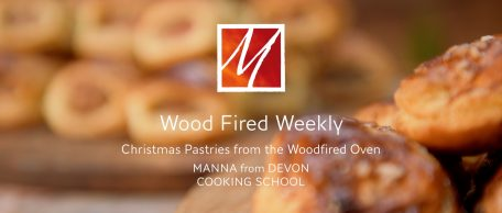 Woodfired Christmas Pastries