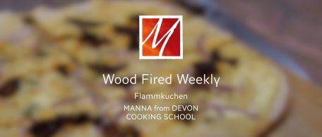 Woodfired Flammkuchen