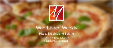 Woodfired Pizza Masterclass #2 - shaping and baking