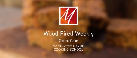 Woodfired Carrot Cake