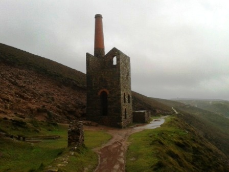 Wheal Coates Tin Mine