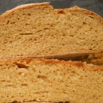 Foccaccia and wetter dough crumb