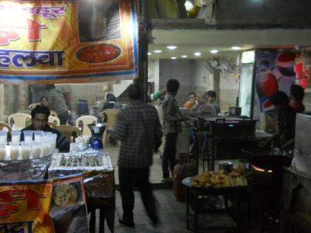 Delhi Café