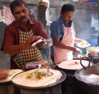 Dosa stand
