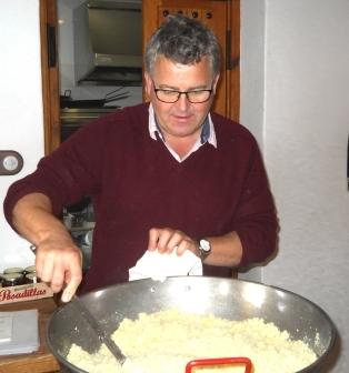 David Stirring