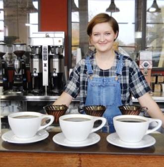 Guatemalan, El Salvador and Sumatran coffees