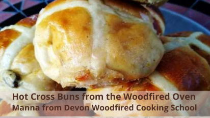 Manna from Devon's Woodfired Easter Baking