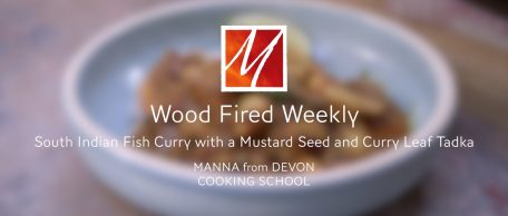 Woodfired South Indian Fish Curry