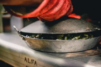 Pots and Pans for your Woodfired Oven
