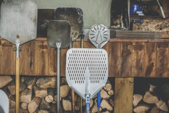 Essential woodfired equipment