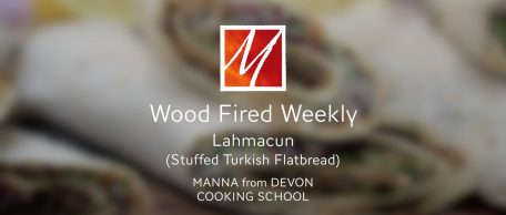 Woodfired lahmacun