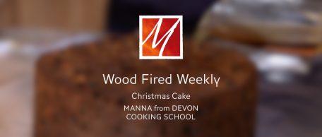 Woodfired Christmas Cake