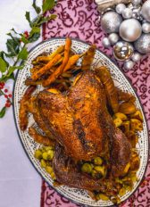 Woodfired Christmas Turkey