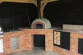 Stonebake Oven at Suffolk Escapes