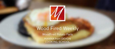 Woodfired Potato Farl