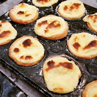 Portuguese Custard Tarts - one of our favourite tarts of all time!