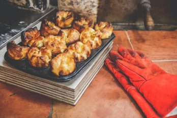 Woodfired Yorkshire Puddings