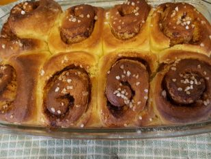 Woodfired Cinnamon Buns