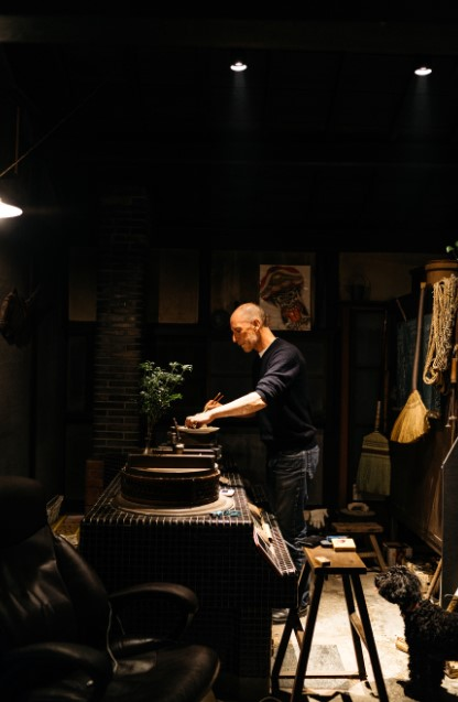 Woodfired Talking with Tom & Nolly in Japan