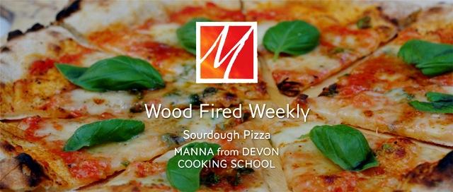 Wood Fired Sourdough Pizza