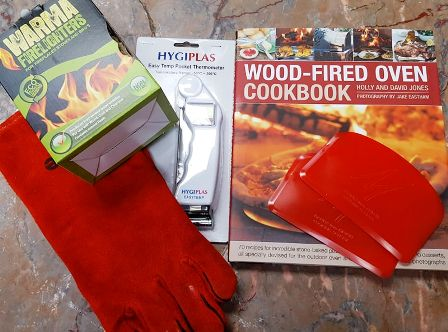 Wood Fired Cooking Starter Kit