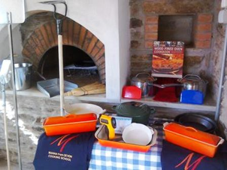 Wood Fired Cooking in Greece with Julie and Keith