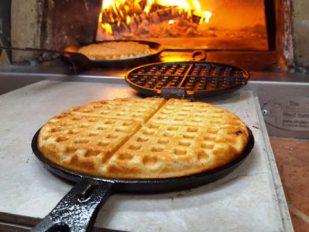 Wood Fired Waffles