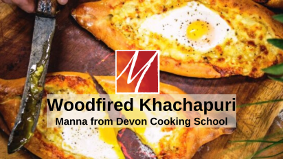 Woodfired Khachapuri