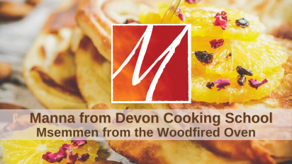 Msemmen - Moroccan Flatbread from the Woodfired Oven