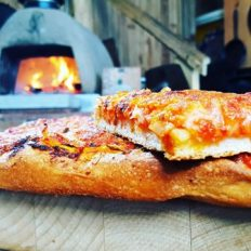 Temperature Management in the Woodfired Oven
