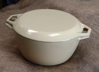 The latest batch of pans - perfect for your woodfired cooking