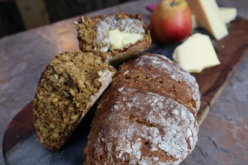 Soda Bread from the Woodfired Oven