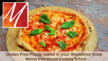 Gluten Free Pizza from the Woodfired Oven