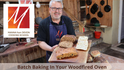 Batch Baking in Your Woodfired Oven
