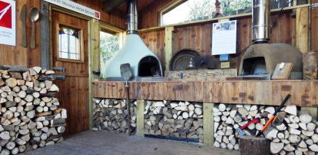 Some of our favourite woods to use in the woodfired oven