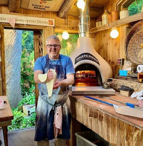 Downloadable Woodfired Pizza Class
